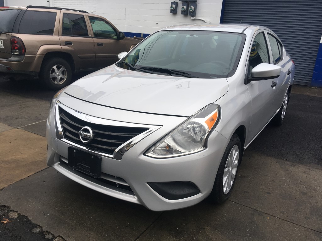 Used Car - 2018 Nissan Versa S for Sale in Staten Island, NY