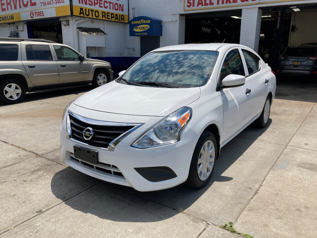 Used Car for sale - 2018 Versa S Plus Nissan  in Staten Island, NY