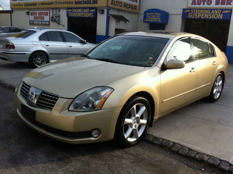 Used Nissan Maxima Se Sedan For In Staten Island Ny