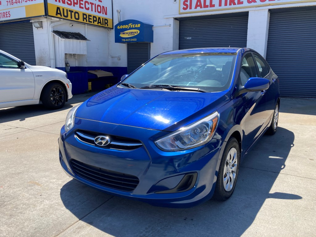 Used Car - 2015 Hyundai Accent GLS for Sale in Staten Island, NY