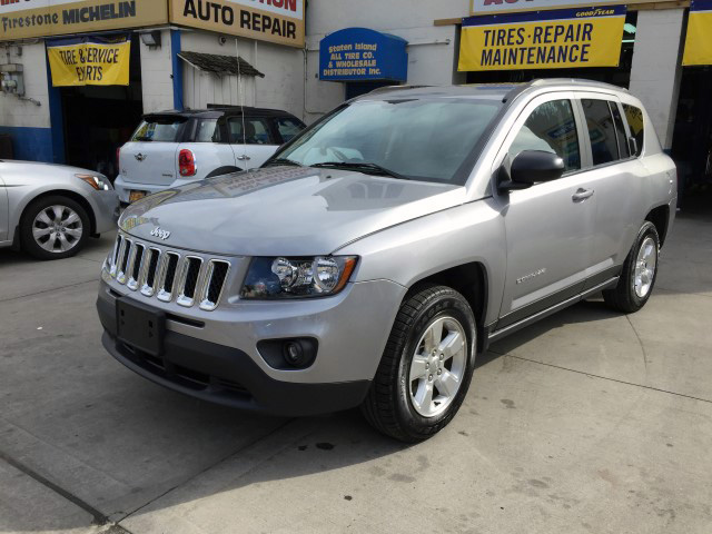 used 2014 jeep compass altitude edition sport utility 4 dr 14. Black Bedroom Furniture Sets. Home Design Ideas