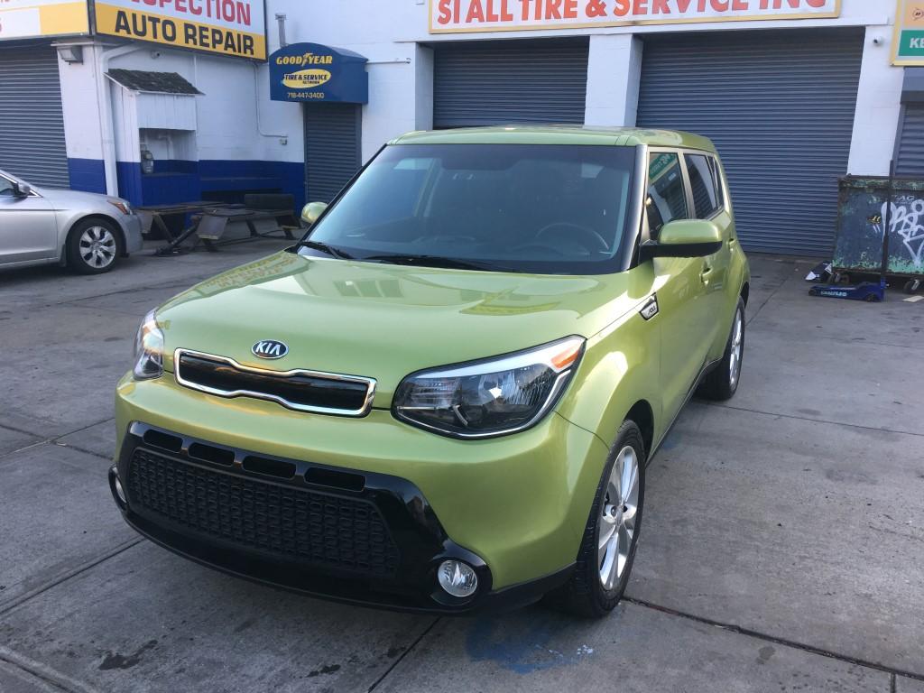 Used Car - 2016 Kia Soul + for Sale in Staten Island, NY