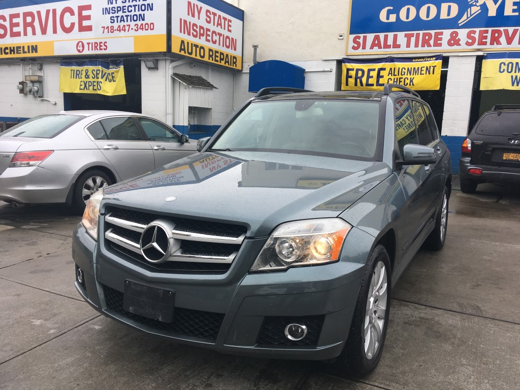 Used Car - 2012 Mercedes-Benz GLK350 for Sale in Brooklyn, NY