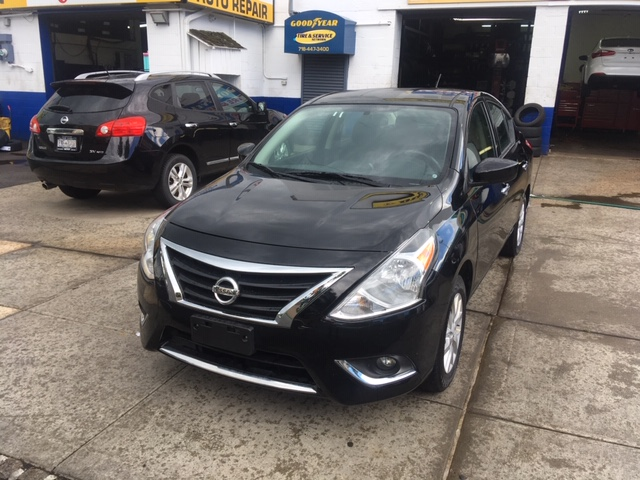 Used Car - 2018 Nissan Versa SV Limited for Sale in Staten Island, NY