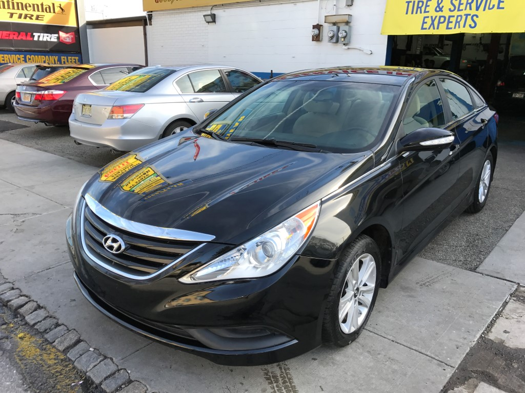 Used Car - 2014 Hyundai Sonata GLS for Sale in Brooklyn, NY