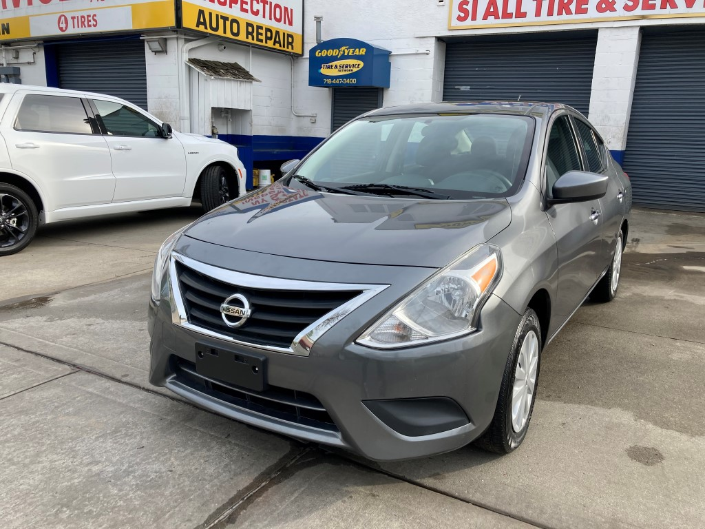 Used Car - 2017 Nissan Versa SV for Sale in Staten Island, NY