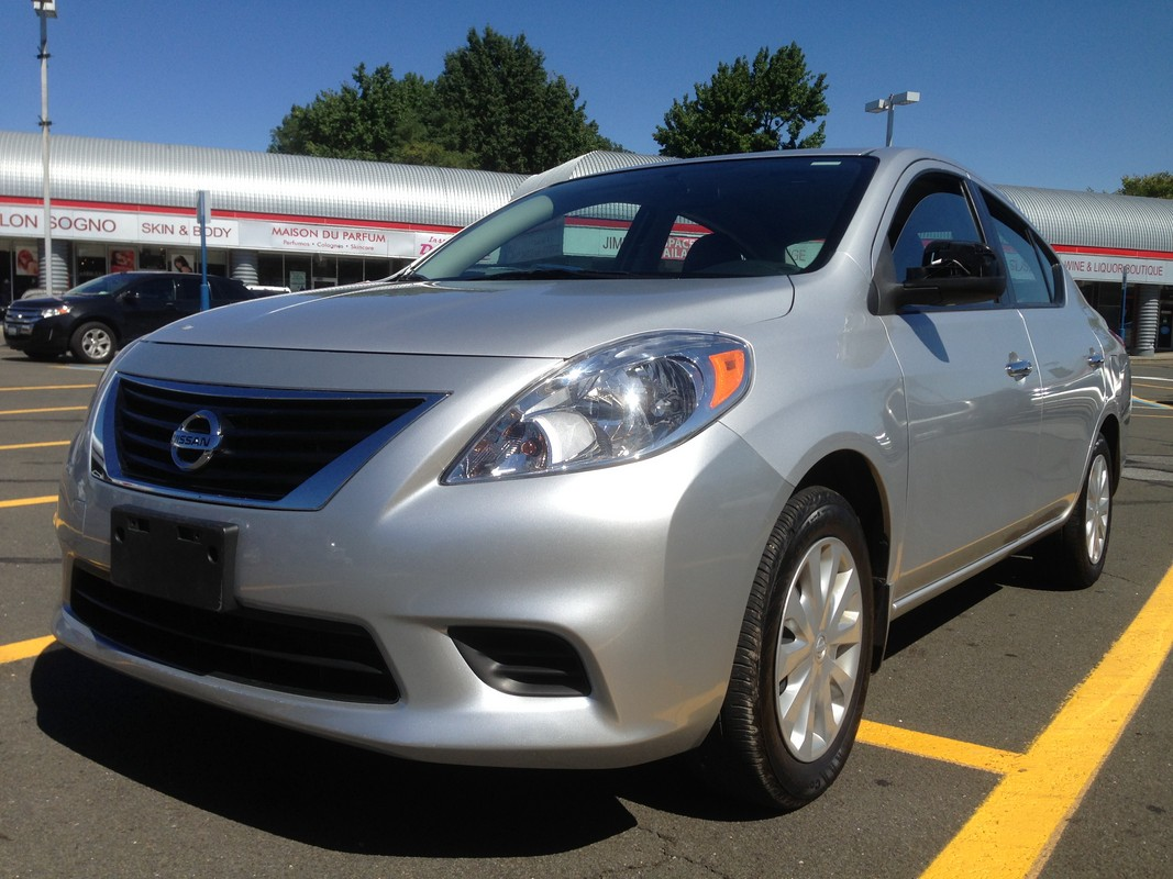 Used Car - 2012 Nissan Versa for Sale in Brooklyn, NY