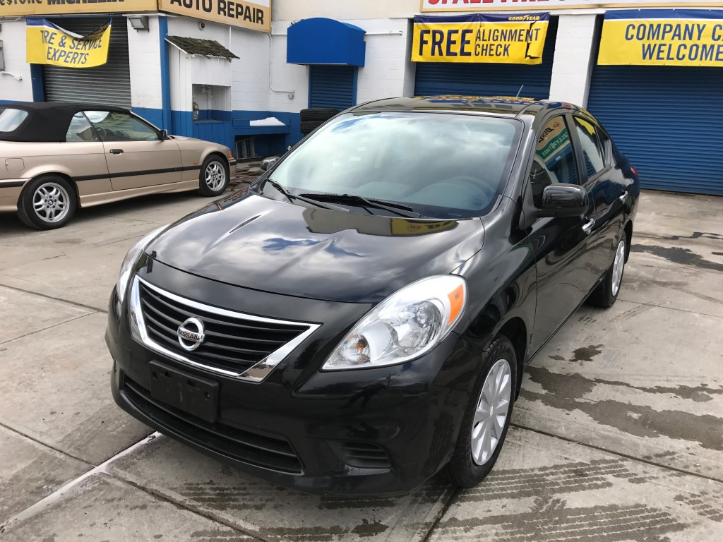 Used Car - 2012 Nissan Versa SV for Sale in Staten Island, NY