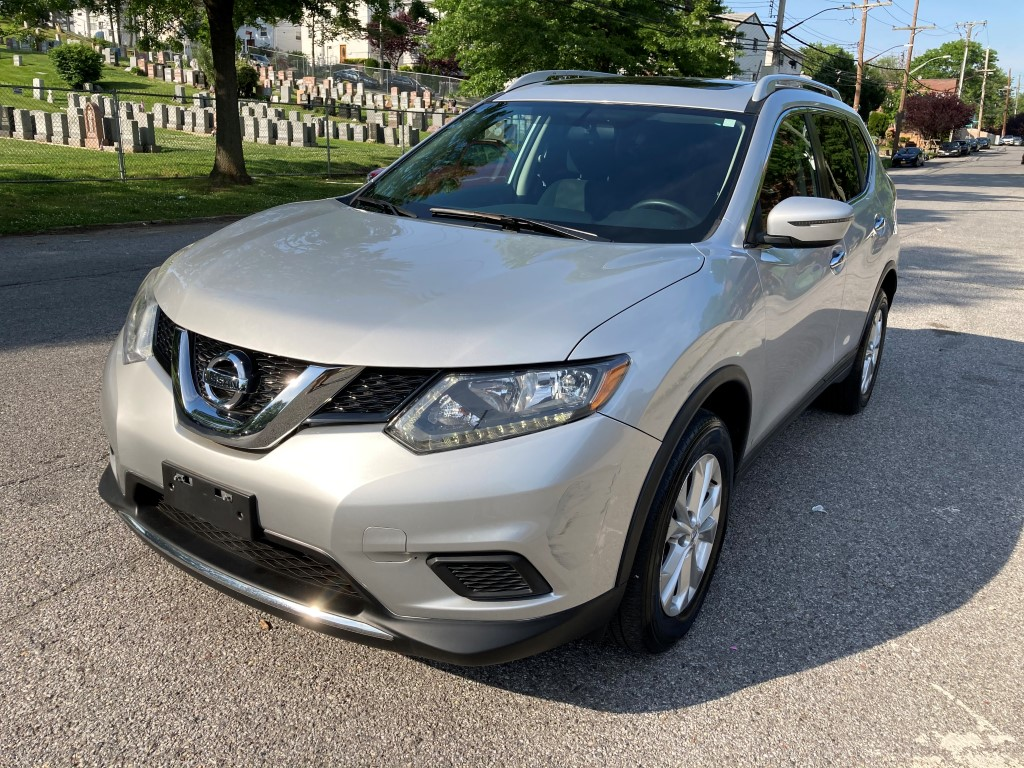 Used Car - 2016 Nissan Rogue SV AWD for Sale in Staten Island, NY