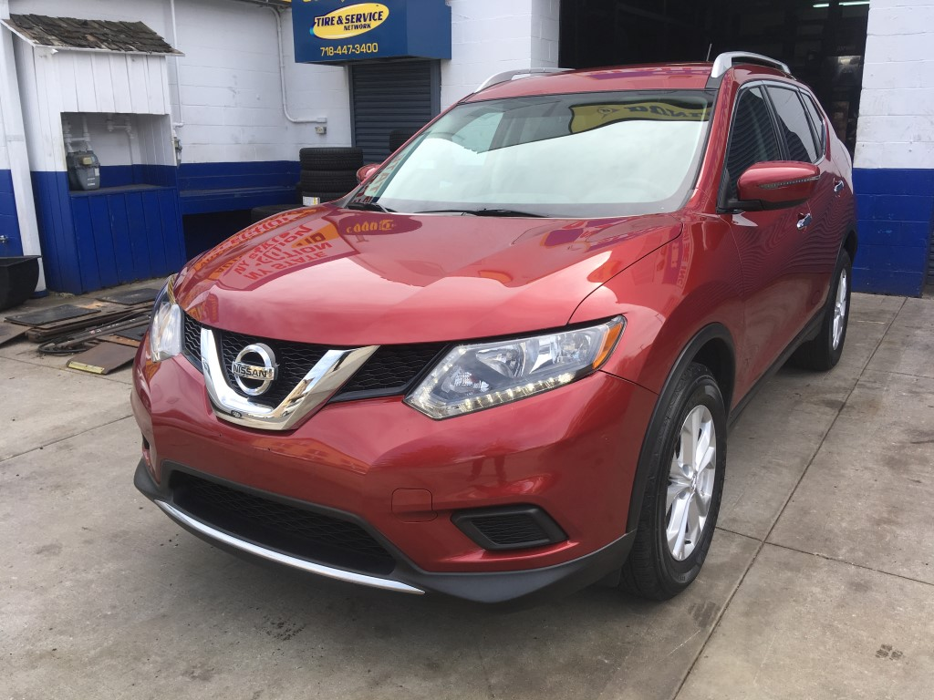 Used Car - 2016 Nissan Rogue SV for Sale in Staten Island, NY