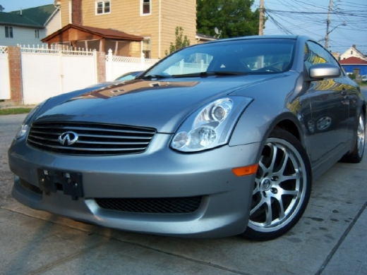 offers used car for sale 2007 infiniti g35 2 door coupe 17. Black Bedroom Furniture Sets. Home Design Ideas