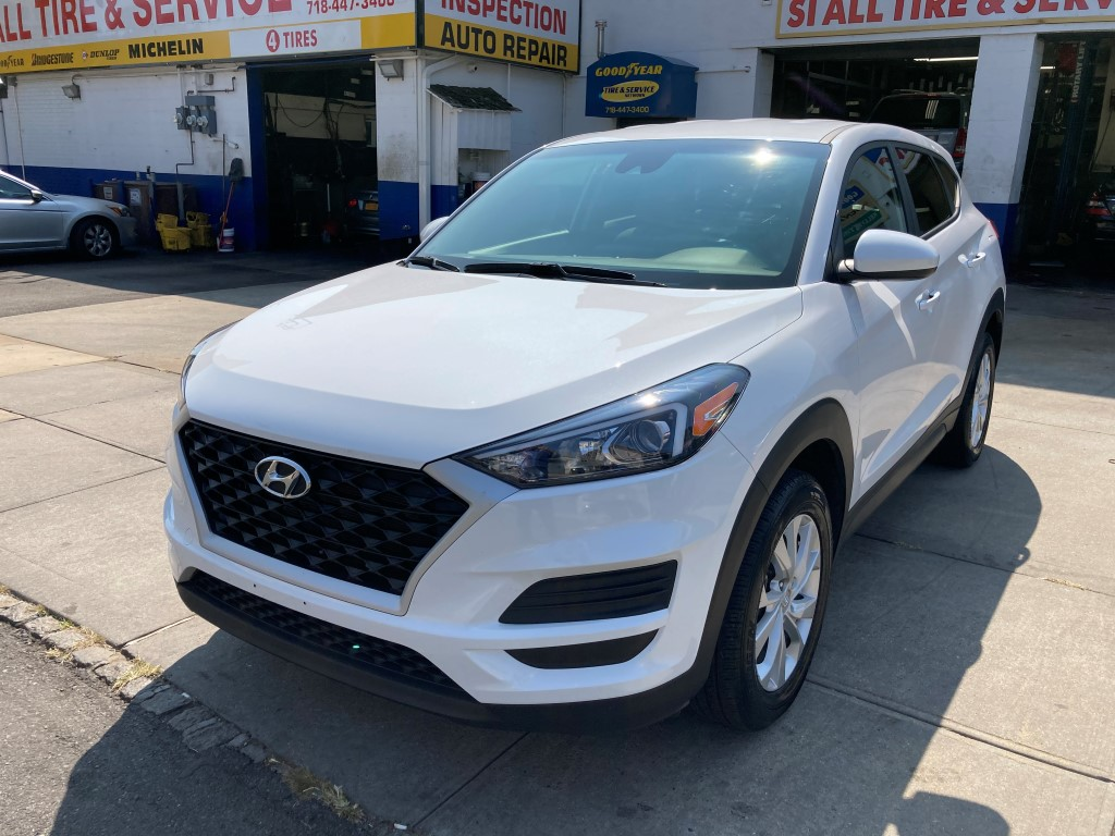 Used Car - 2019 Hyundai Tucson SE for Sale in Staten Island, NY