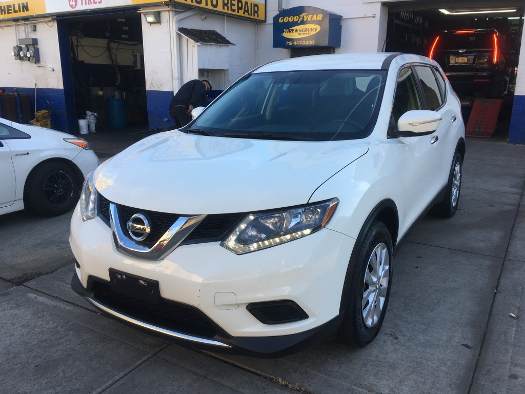 Used Car - 2015 Nissan Rogue S for Sale in Staten Island, NY