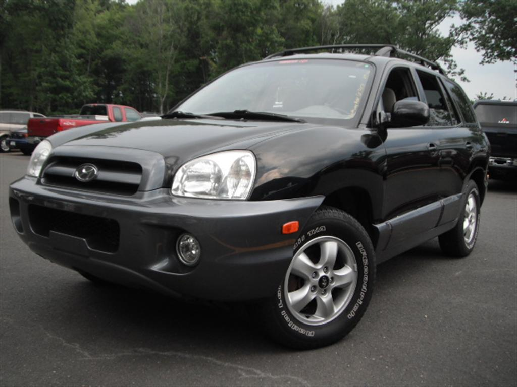 offers used car for sale 2005 hyundai santa fe gls sport utility 6 490. Black Bedroom Furniture Sets. Home Design Ideas
