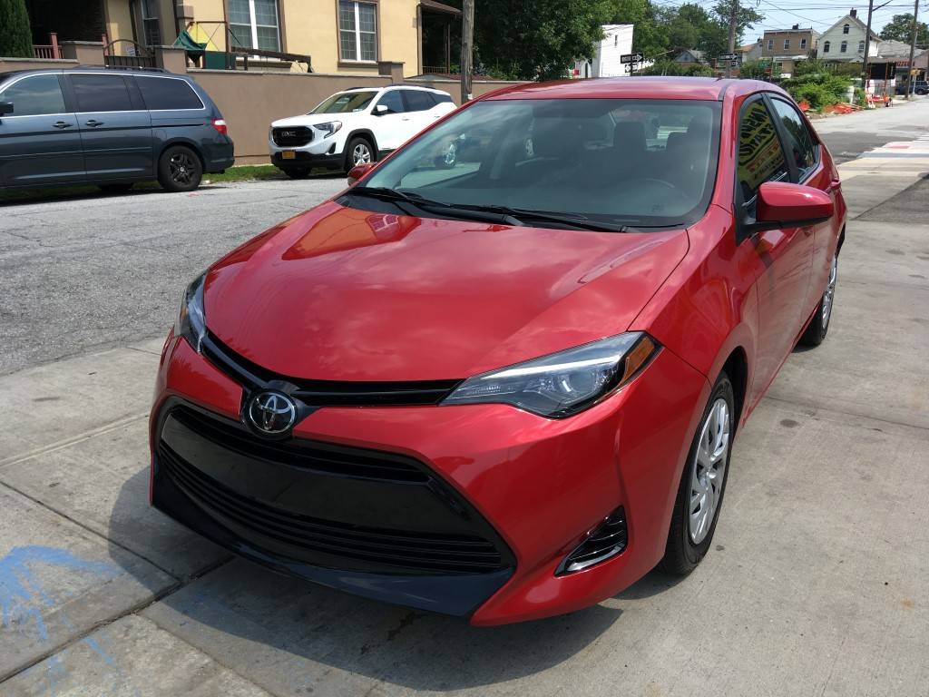 Used Car for sale - 2017 Corolla LE Toyota  in Staten Island, NY