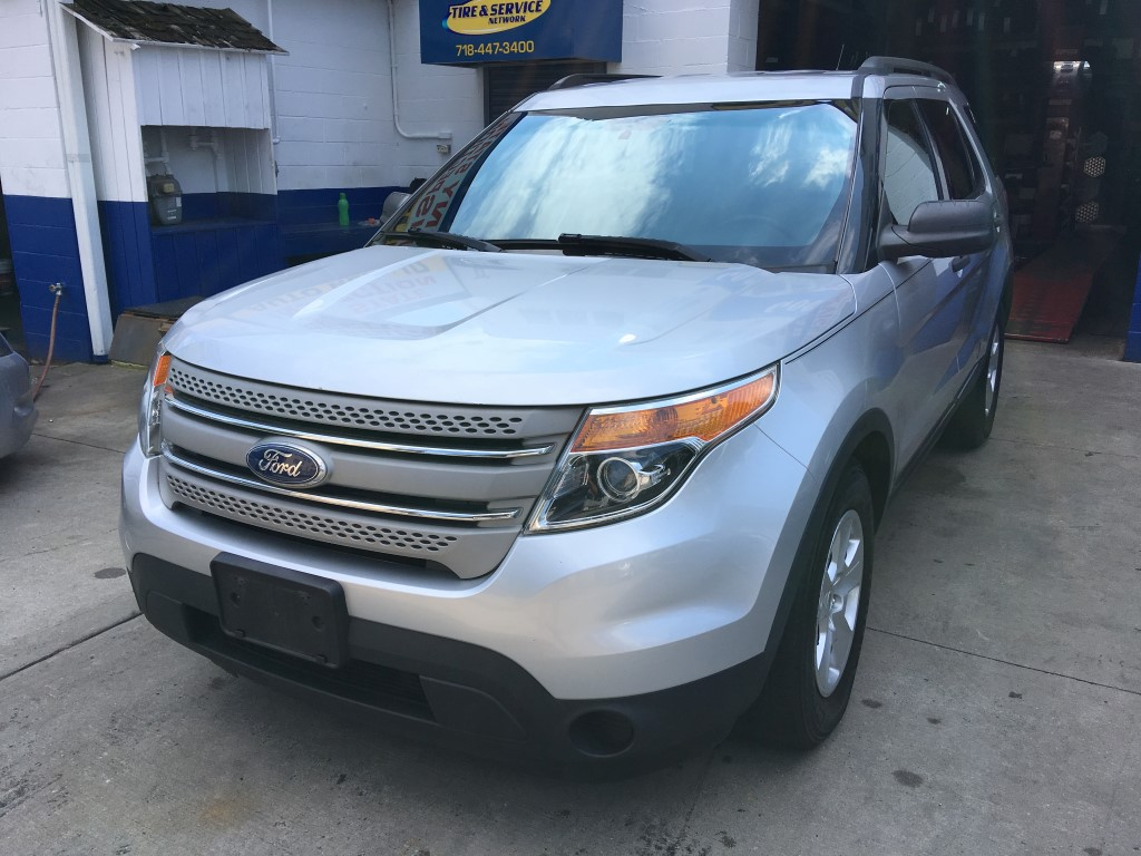 Used Car - 2012 Ford Explorer for Sale in Brooklyn, NY