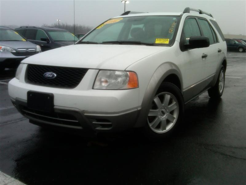 offers used car for sale 2006 ford freestyle sport utility 6. Black Bedroom Furniture Sets. Home Design Ideas