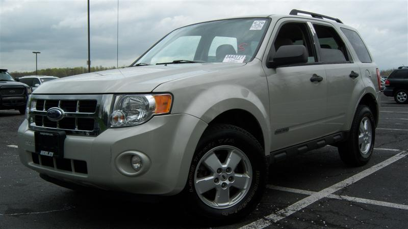 used 2008 ford escape 4x4 xlt sport utility $12,990.00