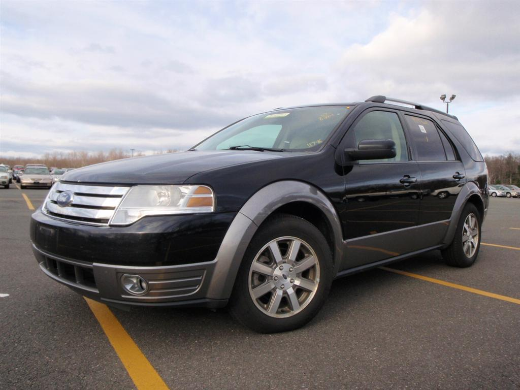 offers used car for sale 2008 ford taurus x sel sport utility awd. Black Bedroom Furniture Sets. Home Design Ideas