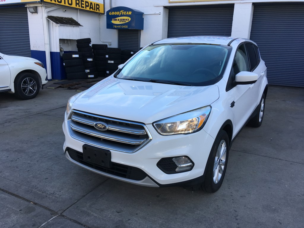 Used Car - 2017 Ford Escape SE AWD for Sale in Staten Island, NY