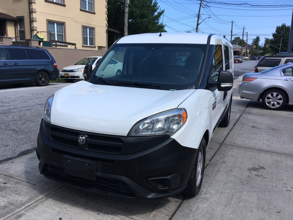 Used Car - 2015 RAM ProMaster City for Sale in Staten Island, NY