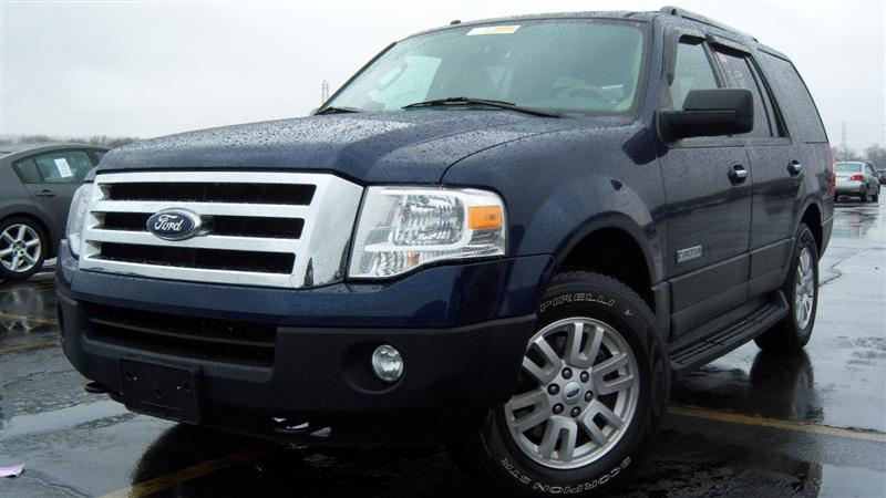 used 2007 ford expedition xlt 4x4 sport utility 16. Black Bedroom Furniture Sets. Home Design Ideas