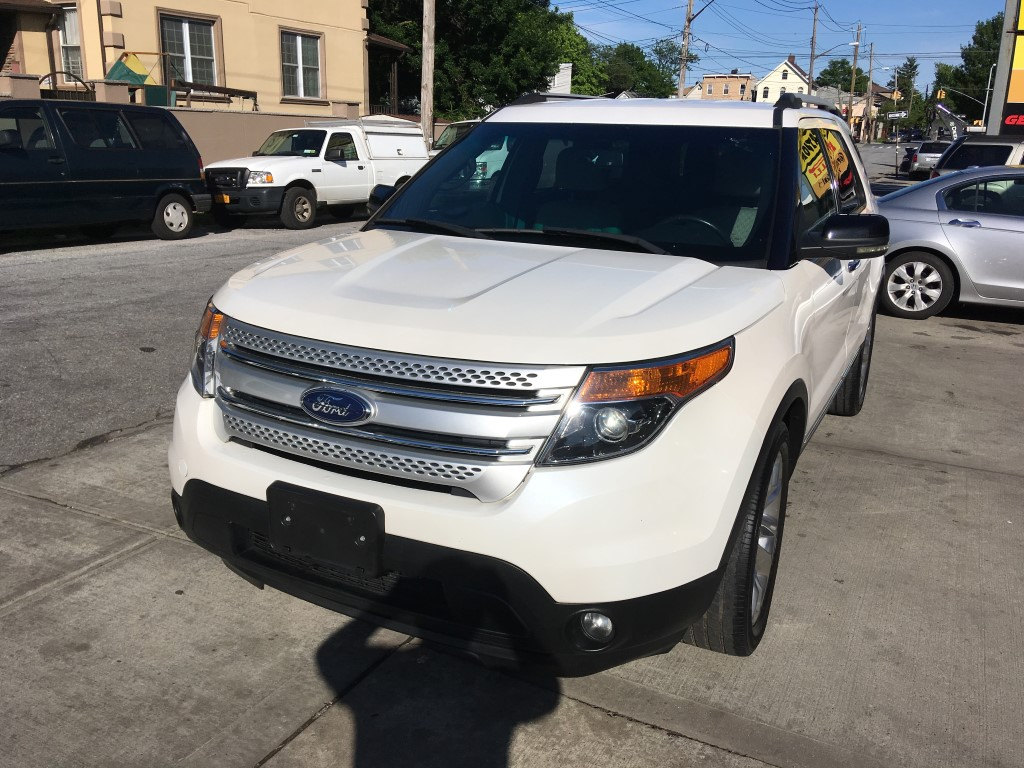 Used Car - 2011 Ford Explorer XLT for Sale in Staten Island, NY