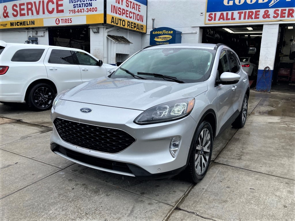 Used Car - 2020 Ford Escape Titanium AWD for Sale in Staten Island, NY