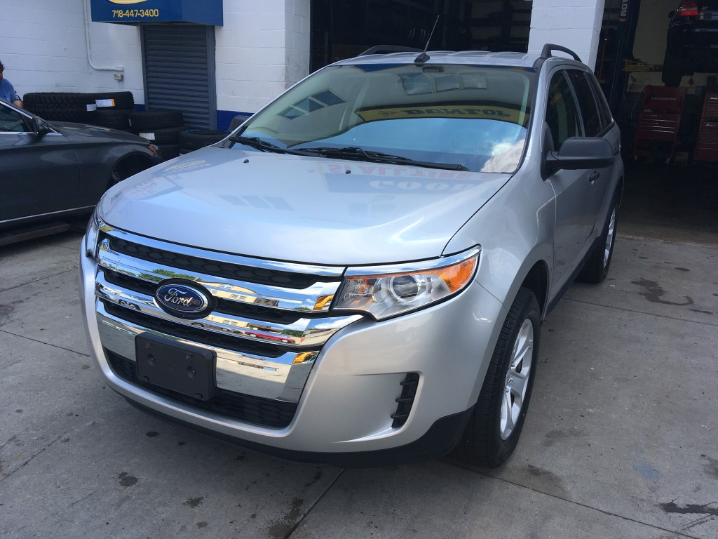 Used Car - 2014 Ford Edge SE AWD for Sale in Staten Island, NY
