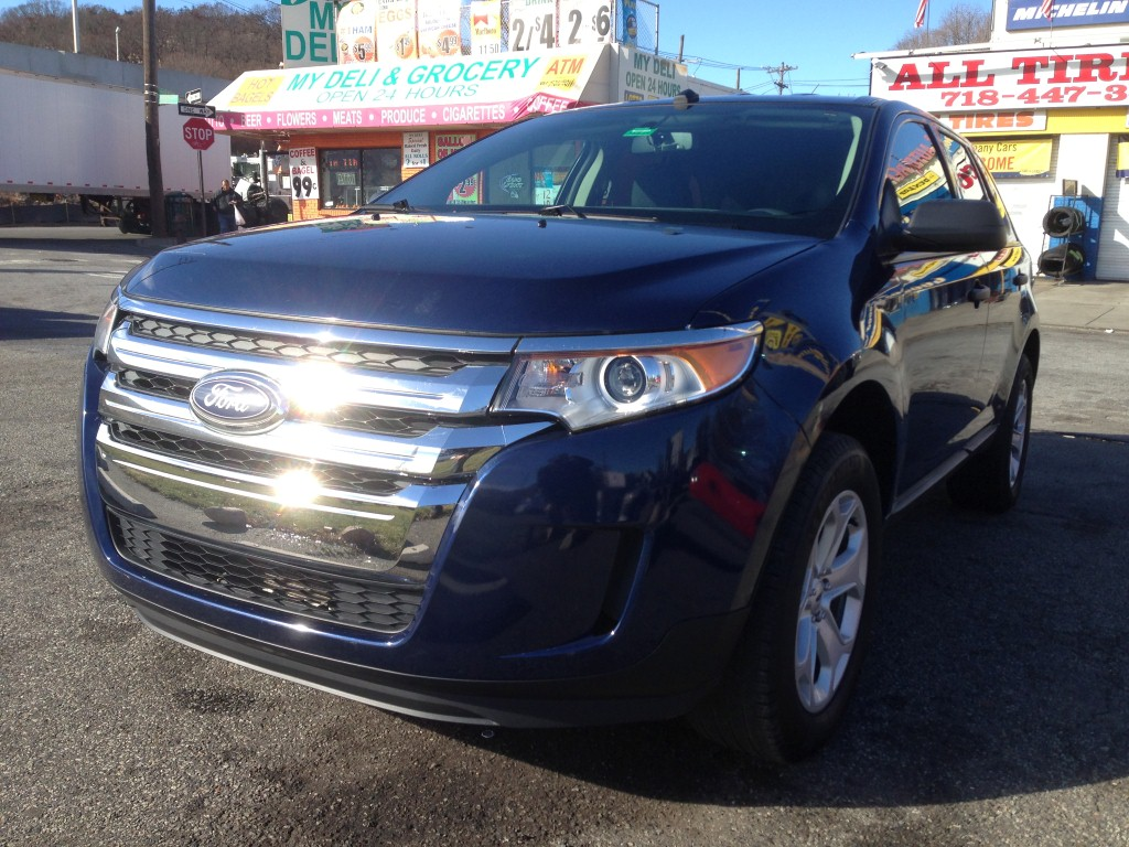 Used car 2012 ford edge for sale in brooklyn ny