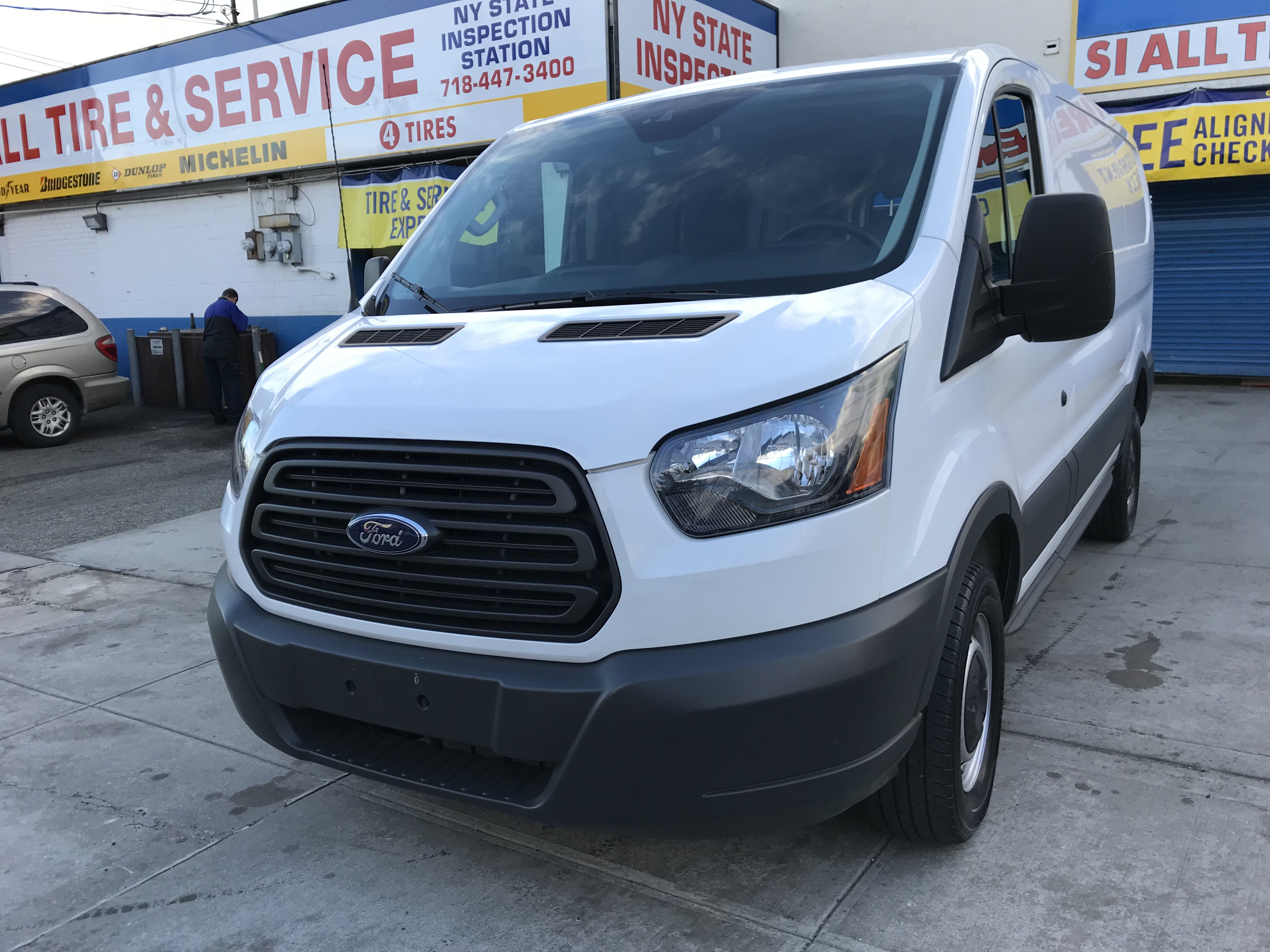 Used Car - 2017 Ford Transit for Sale in Staten Island, NY