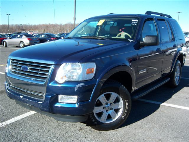 used 2007 ford explorer xlt sport utility 11. Black Bedroom Furniture Sets. Home Design Ideas