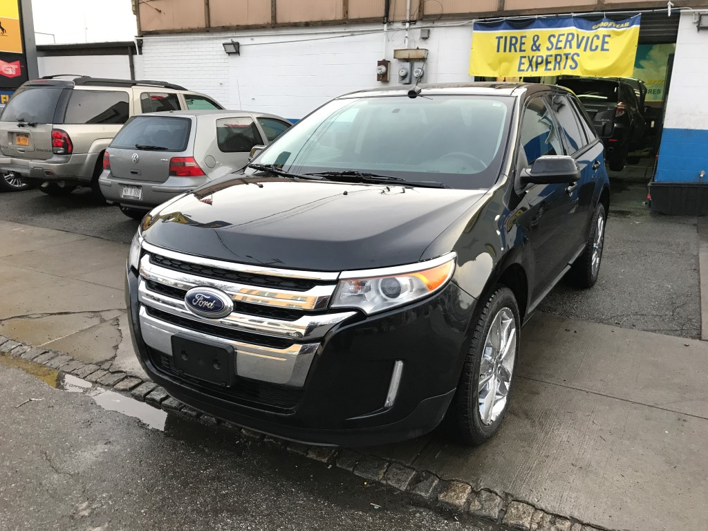 Used Car - 2014 Ford Edge Sel AWD for Sale in Staten Island, NY