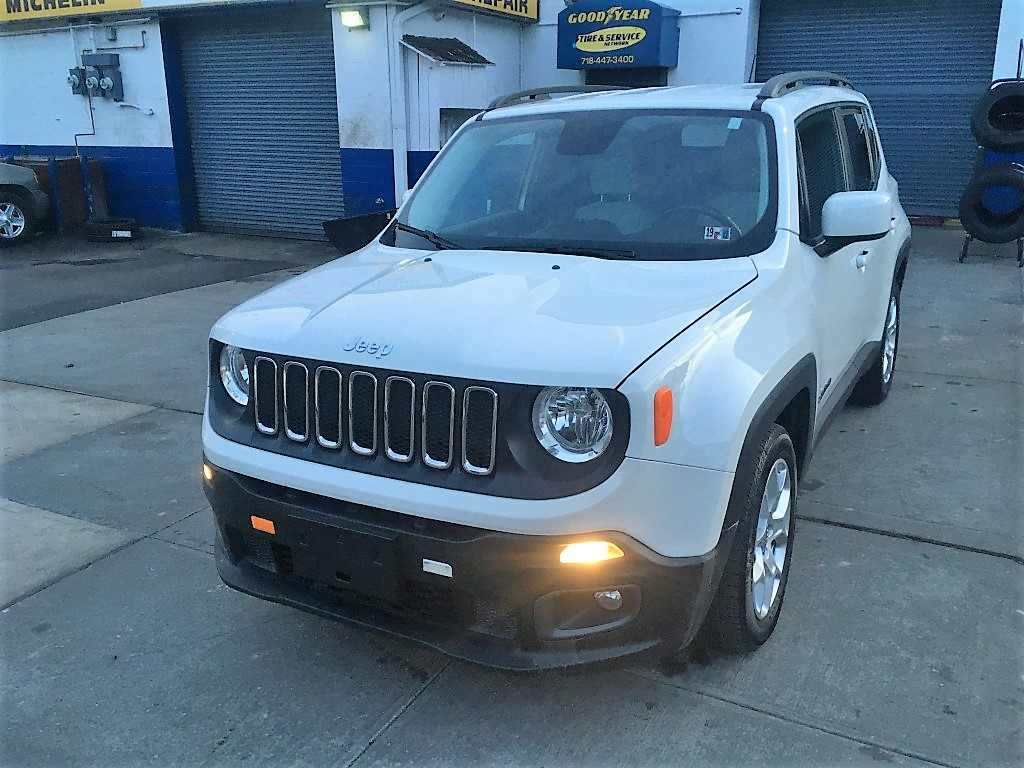 Used Car - 2015 Jeep Renegade Latitude for Sale in Staten Island, NY