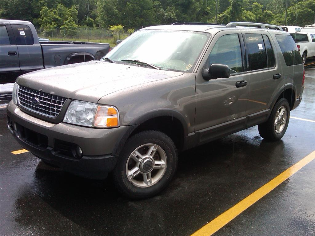 2003 ford explorer interior colors