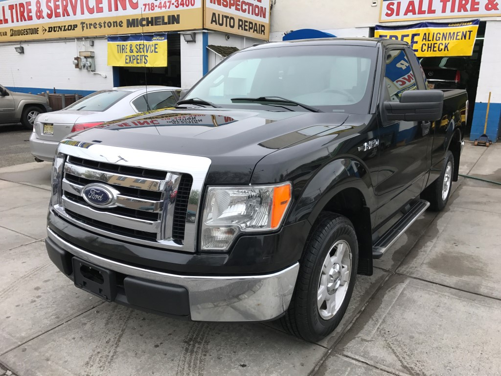 Used Ford F 150 For Sale In Rochester Ny: Used 2010 Ford F-150 XLT Truck $10,890.00