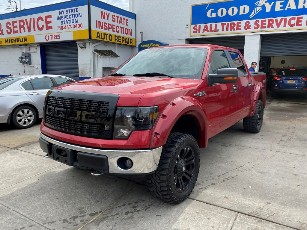 Used Car - 2010 Ford F-150 XLT 4x4 SuperCrew for Sale in Staten Island, NY