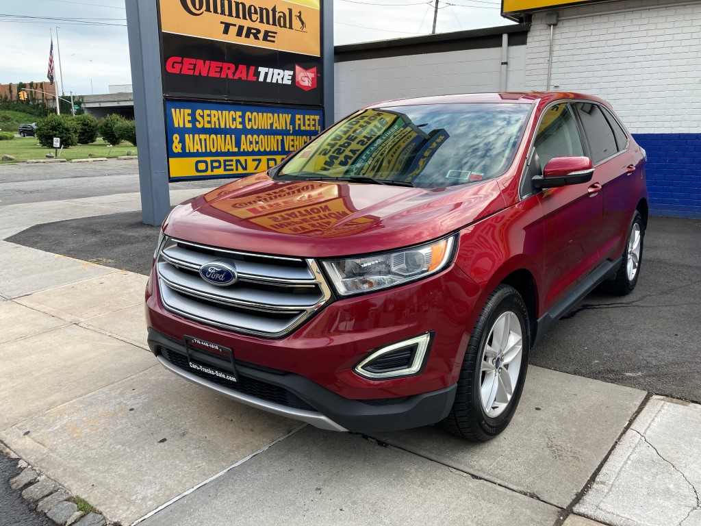Used Car for sale - 2017 Edge Sel AWD Ford  in Staten Island, NY