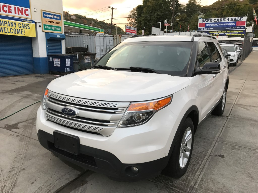 Used Car - 2013 Ford Explorer XLT for Sale in Staten Island, NY