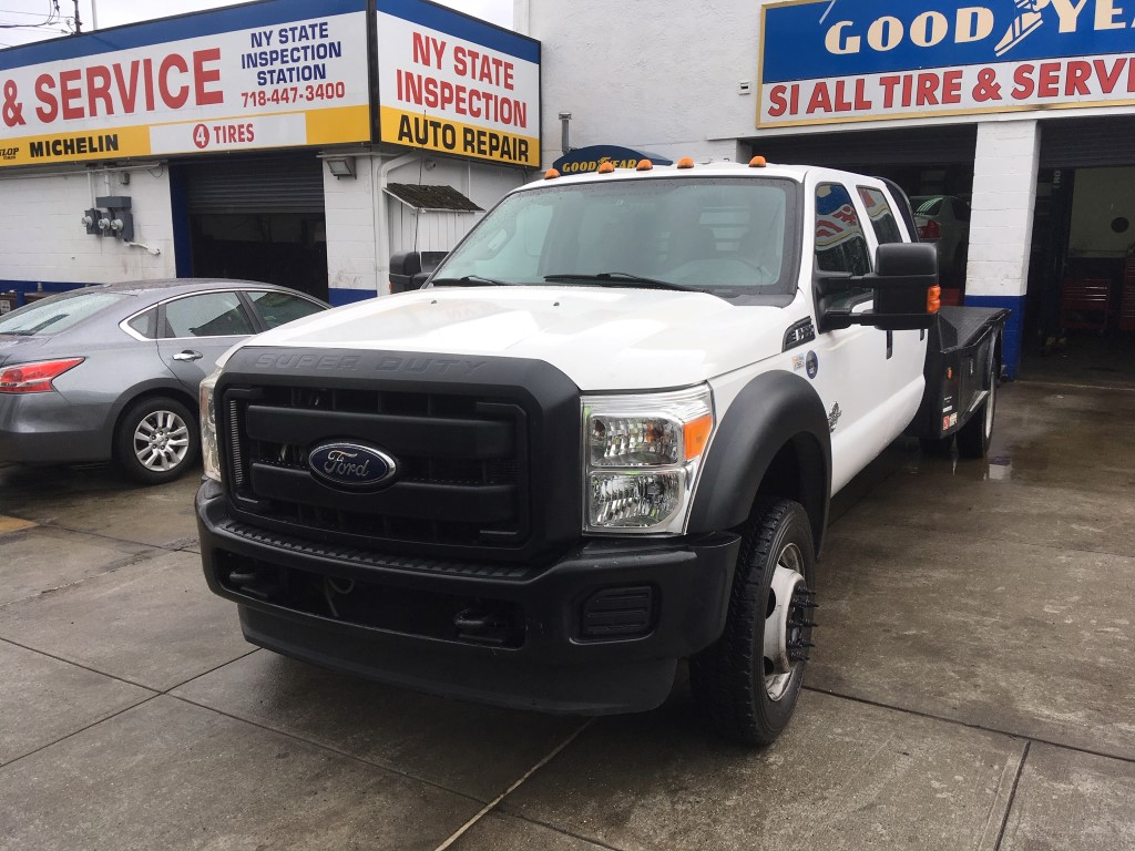 Used Car - 2016 Ford F 550 Super Duty Crew Cab for Sale in Staten Island, NY