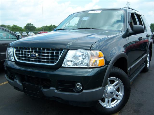 Pre-owned Car Explorer XLTFord & CheapUsedCars4Sale.com offers Used Car for Sale - 2003 Ford ... markmcfarlin.com