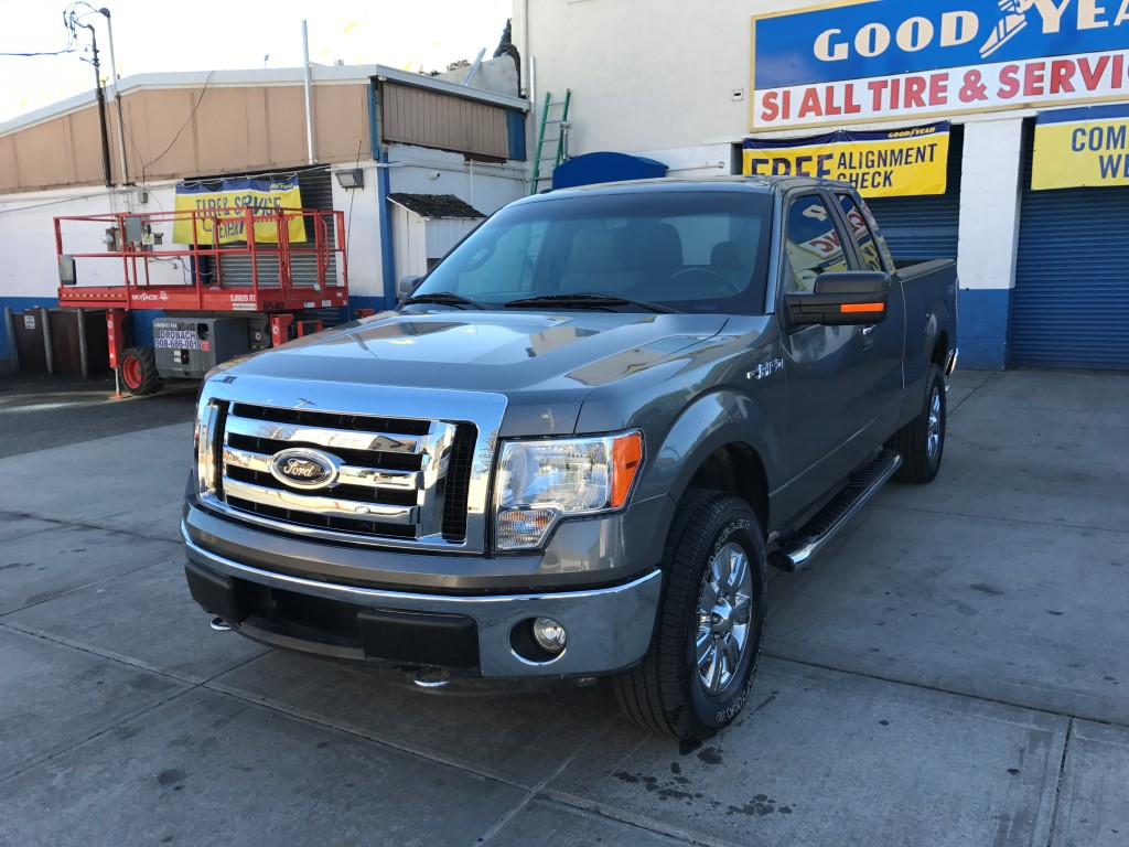 Used Car - 2012 Ford F-150 XLT for Sale in Staten Island, NY