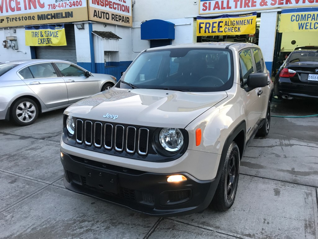 Used Car - 2016 Jeep Renegade Sport for Sale in Staten Island, NY