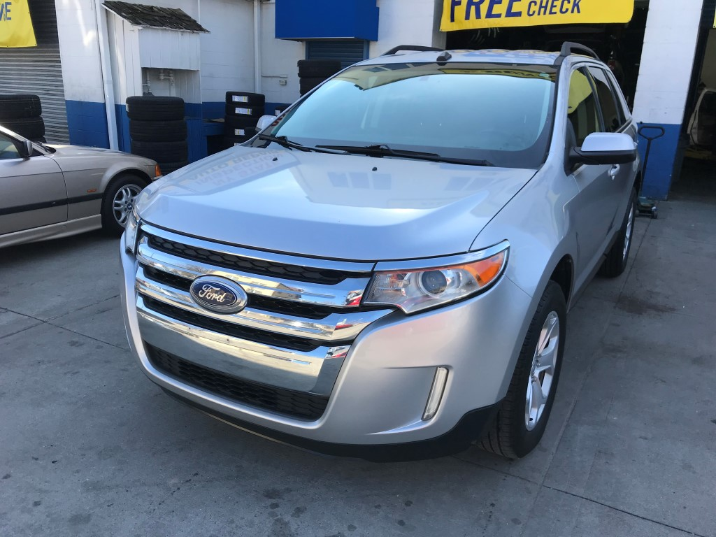 Used Car - 2013 Ford Edge Sel AWD for Sale in Staten Island, NY