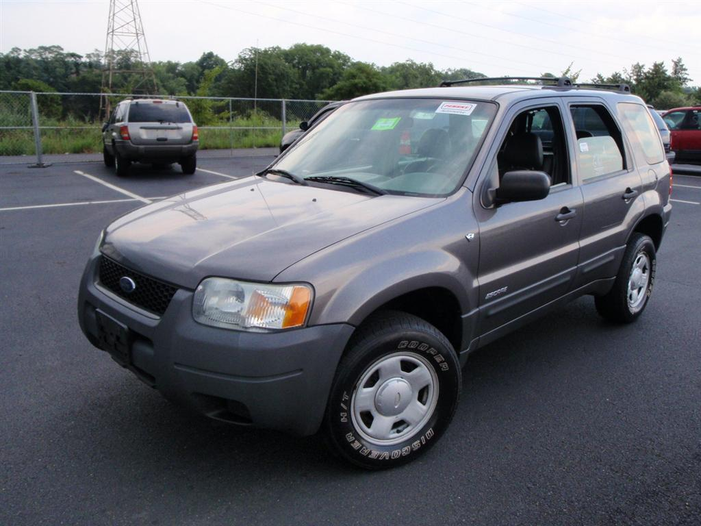 offers used car for sale 2002 ford escape xls sport utility 4wd 4 990. Black Bedroom Furniture Sets. Home Design Ideas
