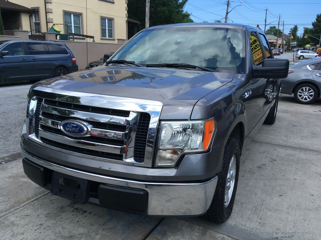 Used Car - 2010 Ford F-150 XLT Crew Cab for Sale in Staten Island, NY