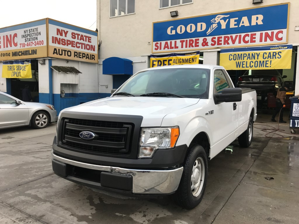 Used Car - 2013 Ford F-150 XL for Sale in Brooklyn, NY