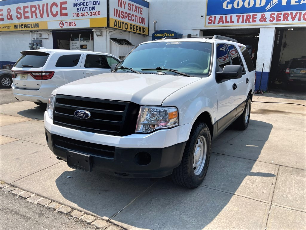 Used Car - 2014 Ford Expedition XL Fleet 4x4 for Sale in Staten Island, NY