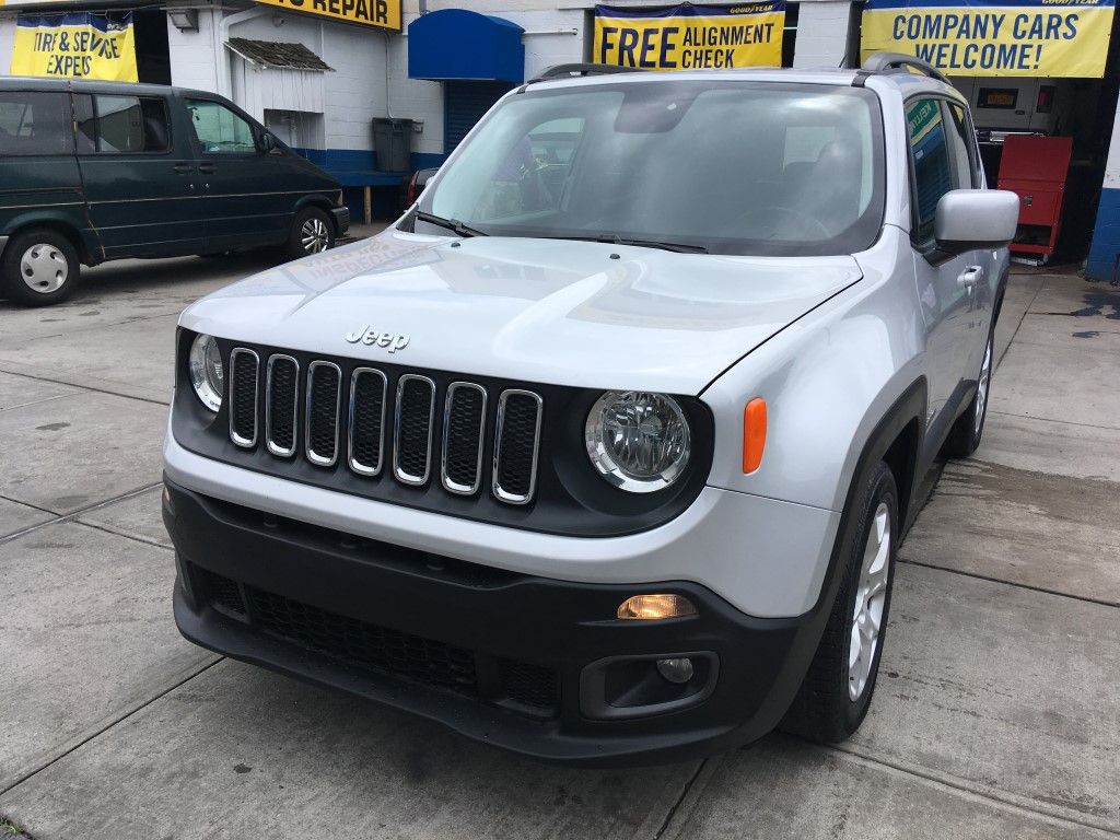 Used Car - 2017 Jeep Renegade Latitude for Sale in Staten Island, NY