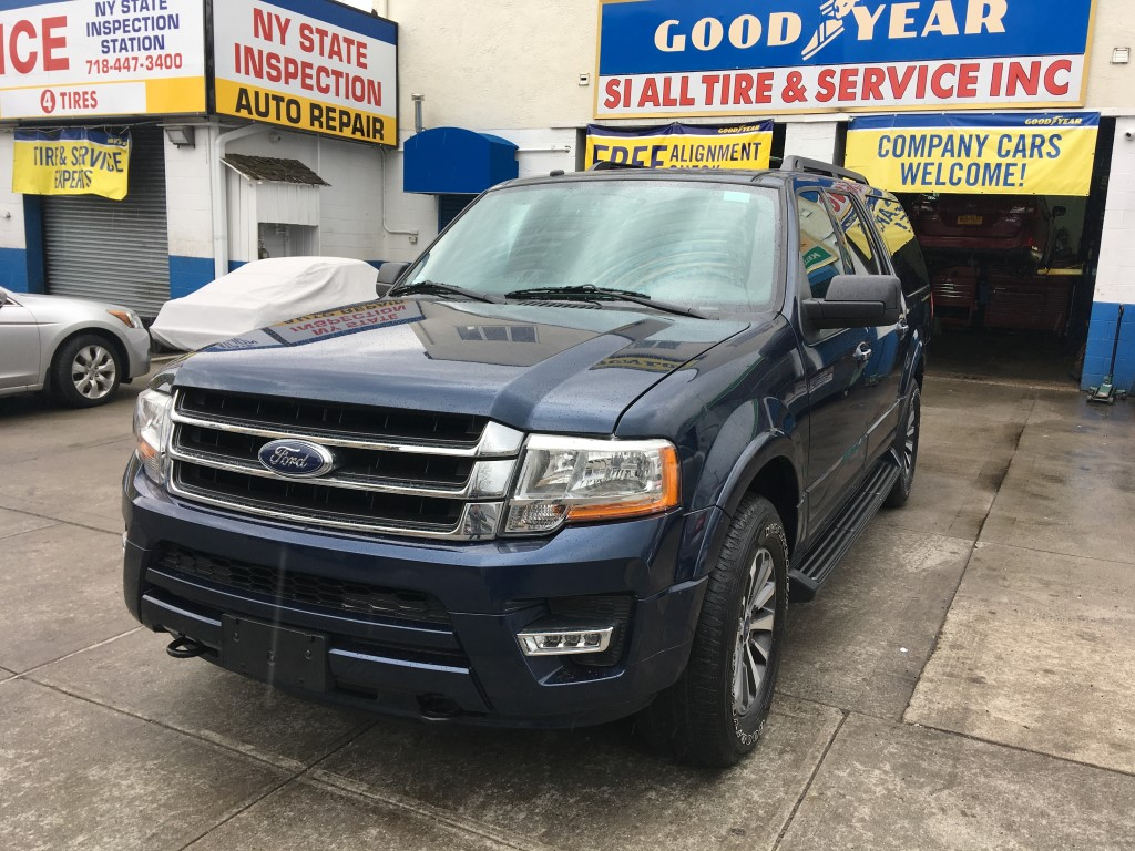 Used Car - 2016 Ford Expedition EL XLT 4x4 for Sale in Staten Island, NY